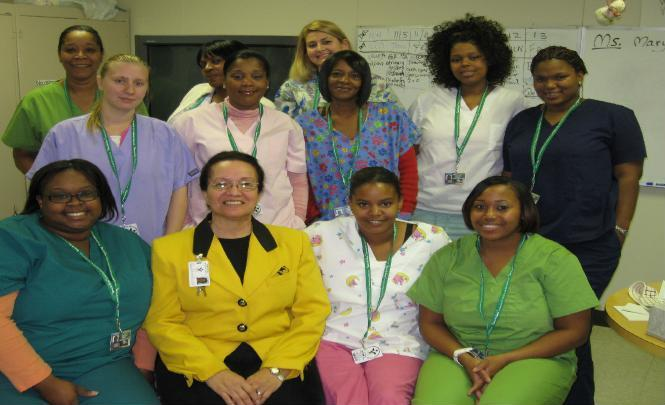 SEOC's Certified Nurse Aide Program